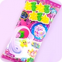 Puccho Japan Chewy Candy - Grape Stripe